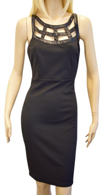 Preload https://img-static.tradesy.com/item/1835836/black-dance-and-marvel-pencil-faux-leather-open-large-mid-length-cocktail-dress-size-12-l-0-2-650-650.jpg