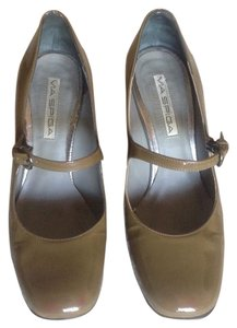 Via Spiga Khaki green Pumps
