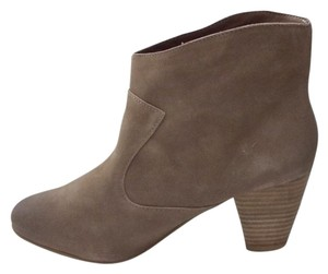Ecote Alexandra Ankle Size 7.5 Taupe Gray Boots