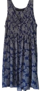 Patterson J. Kincaid short dress Blue on Tradesy