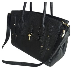 JustFab Satchel in Black