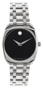 Movado Movado 84 F4 1342 Museun Cushion Stainless Steel Watch