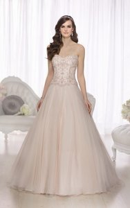 Essence Of Australia D1715 Wedding Dress
