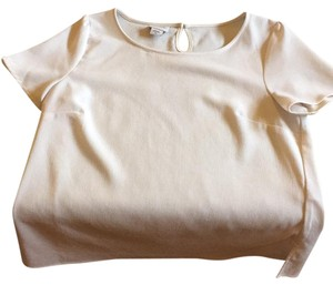 Jaclyn Smith Top White