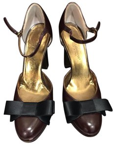 Dolce&Gabbana Brown/ Black Pumps