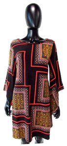 Aryeh short dress Multi-Color Say It Loud Shift Longsleeve on Tradesy