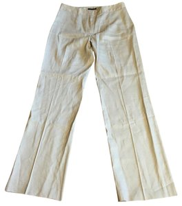 Jones New York Straight Pants Linen