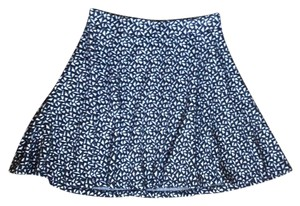 Mossimo Supply Co. Mini Skirt Black and white