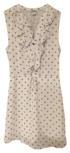 H&M short dress White Patterned on Tradesy