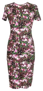 Givenchy Floral Bodycon Dress