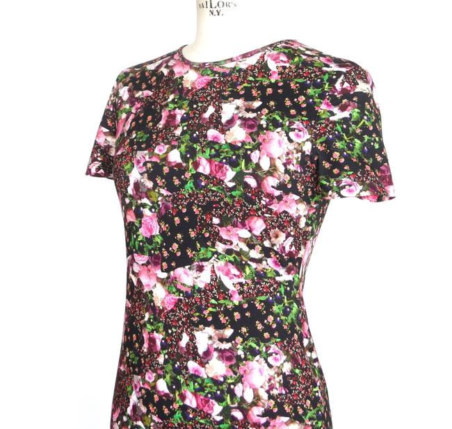 Givenchy Floral Bodycon 42 Dress Image 2
