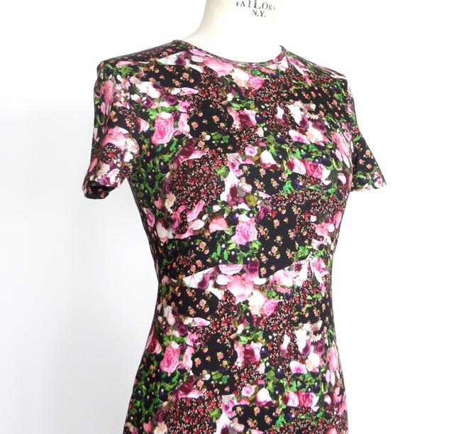 Givenchy Floral Bodycon 42 Dress Image 3