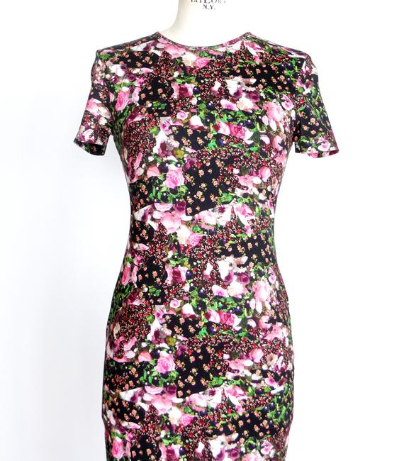 Givenchy Floral Bodycon 42 Dress Image 5
