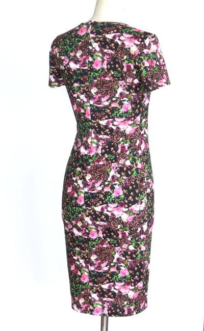 Givenchy Floral Bodycon 42 Dress Image 7