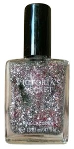 Victoria's Secret Victoria's Secret Nail Polish Lacquer Star power (Silver Glitter)