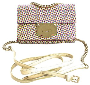 Jimmy Choo Rebel Baguette Cross Body Bag