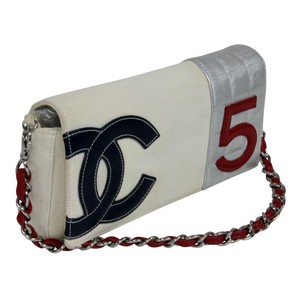 Chanel Cambon Jumbo Flap Chain Gold Shoulder Bag
