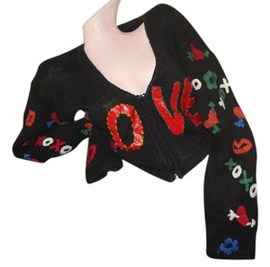 accomplice Love Hearts And Kisses Unique Valentine's Day Sweater