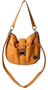 Michael Kors Vintage Leather Shoulder Bag