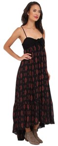 Multi/ main color is Black Maxi Dress by Free People