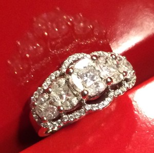 Other Diamond Ring In 14 Karat Gold Setting