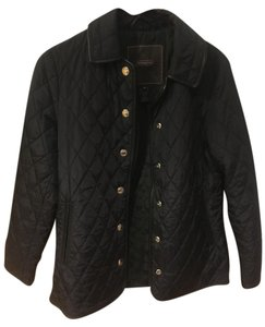 Coach Quilted black Jacket