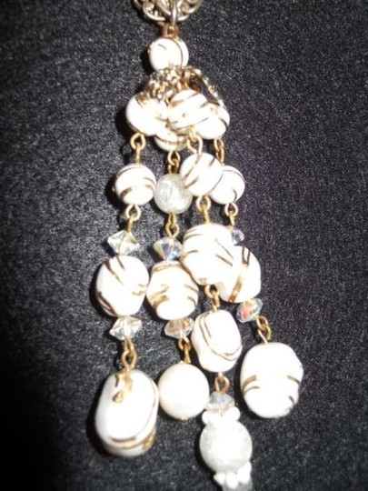 Other Vintage Coro tassel necklace