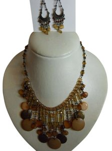 Premier Designs Premier Designs necklace + earrings