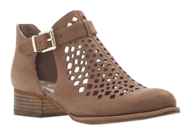 Item - Smoke Taupe Oil Nubuck Cadey - Laser-cut Boots/Booties Size US 7 Regular (M, B)