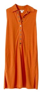 Tommy Bahama short dress Orange Polo on Tradesy