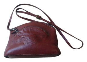 Esprit Vintage Leather Casual Cross Body Bag