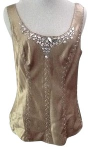 Other Beads Chic Top Gold