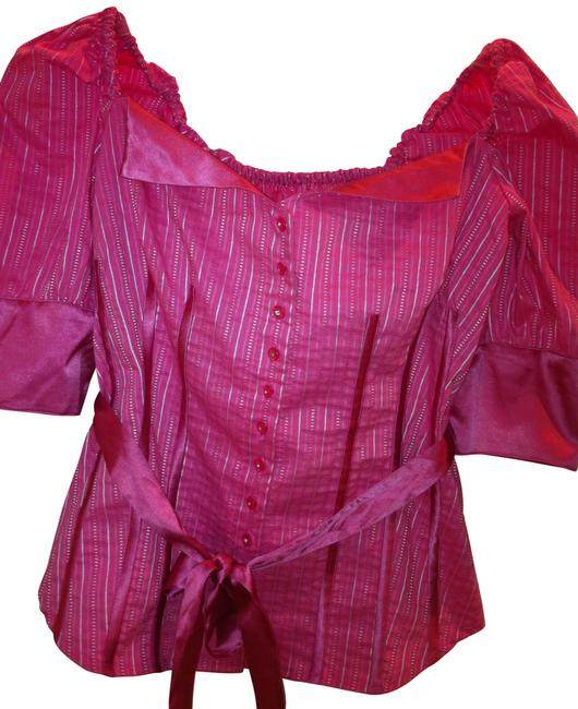 Preload https://item5.tradesy.com/images/bebe-pink-blouse-size-6-s-183674-0-0.jpg?width=400&height=650