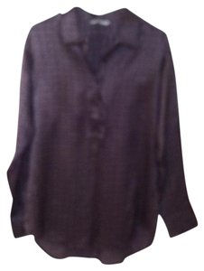 CAbi Top Purple/grey