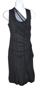 Joy & IMAN Ruched At Shoulder Ruched At Side Fully Lined New W/Tags Dress