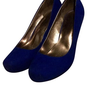 Madden Girl Cobalt blue Pumps