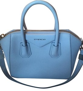 Givenchy Satchel in Sky Blue