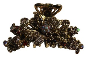Other Flower Art Deco Hair Clip