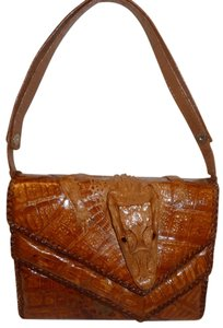 Other Refurbished Alligator Shoulder Bag