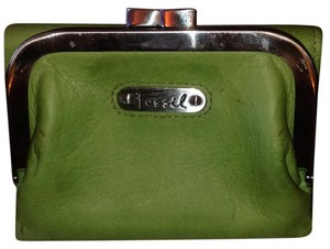 Fossil Fossil Green Trifold Wallet