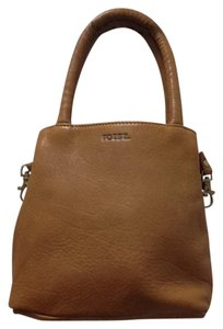 Fossil Adorable Leather Cross Body Bag
