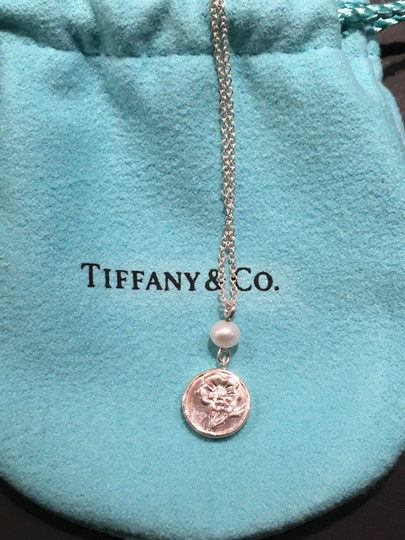 Tiffany & Co. Nature Rose Necklace