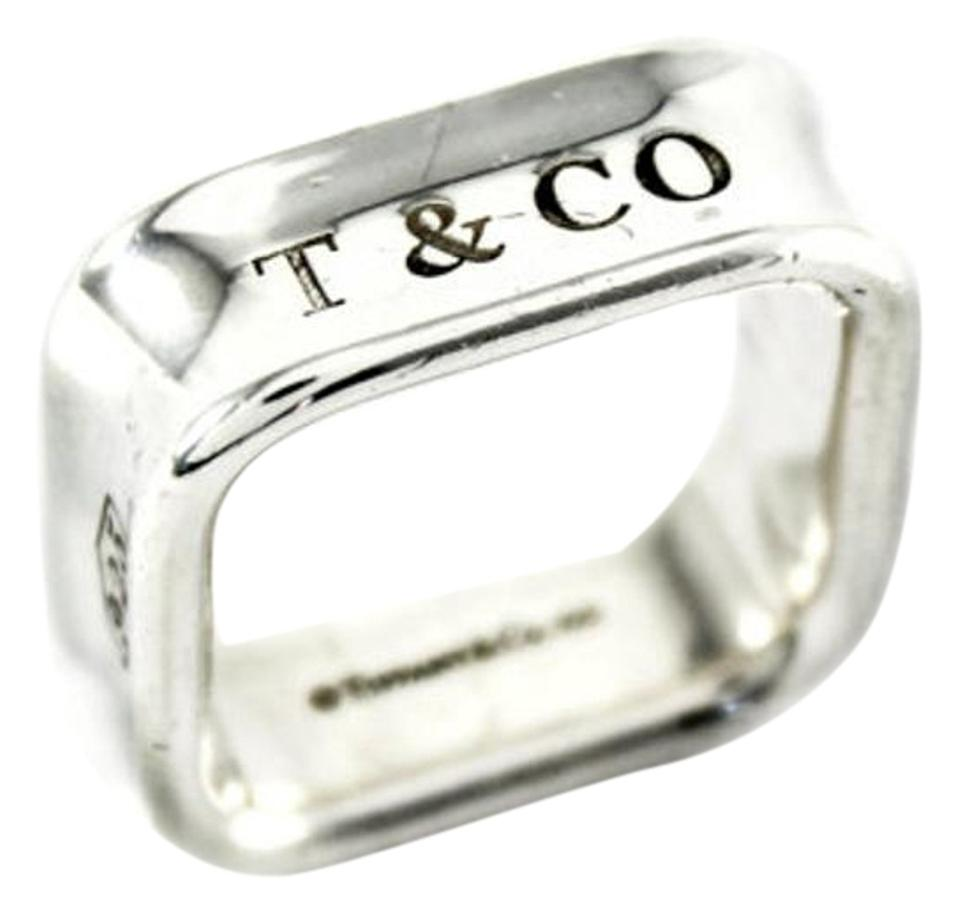 Tiffany And Co Square Ring Price