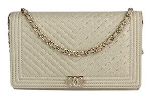 Chanel Boy Karl Lagerfeld Coco Paris Shoulder Bag