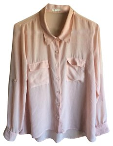 Only Mine Top baby pink