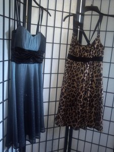 R & M Richards Leopard Dress
