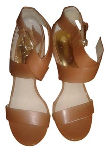 Michael Kors Dark tan Sandals