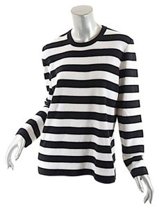 Michael Kors Cashmere Striped Sweater