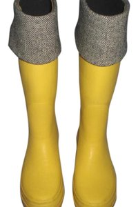 Cole Haan Womens Solid yellow Boots