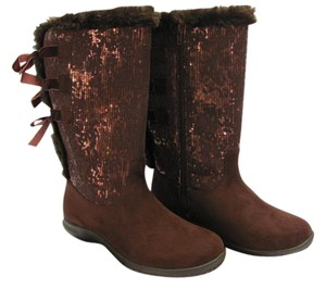 Joan Boyce New Size 7.50 M Excellent Condition Brown Boots